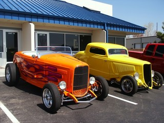 hotrod cars