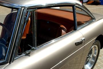 details de voiture ancienne