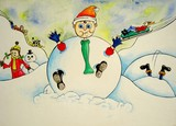 snowballed poster