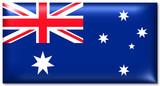 australien fahne australia flag poster