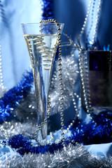 blue celebration