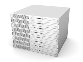 19 zoll server stapel