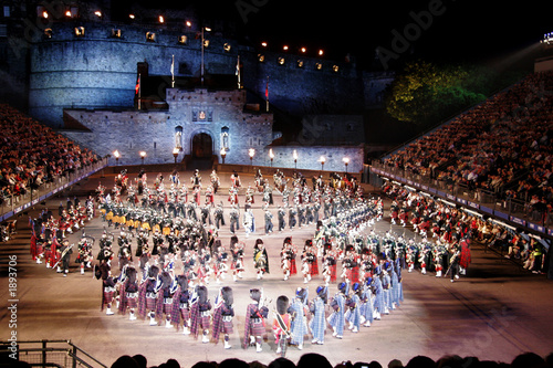 edinburgh military tattoo - 1893706