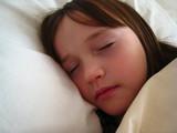 fast asleep poster