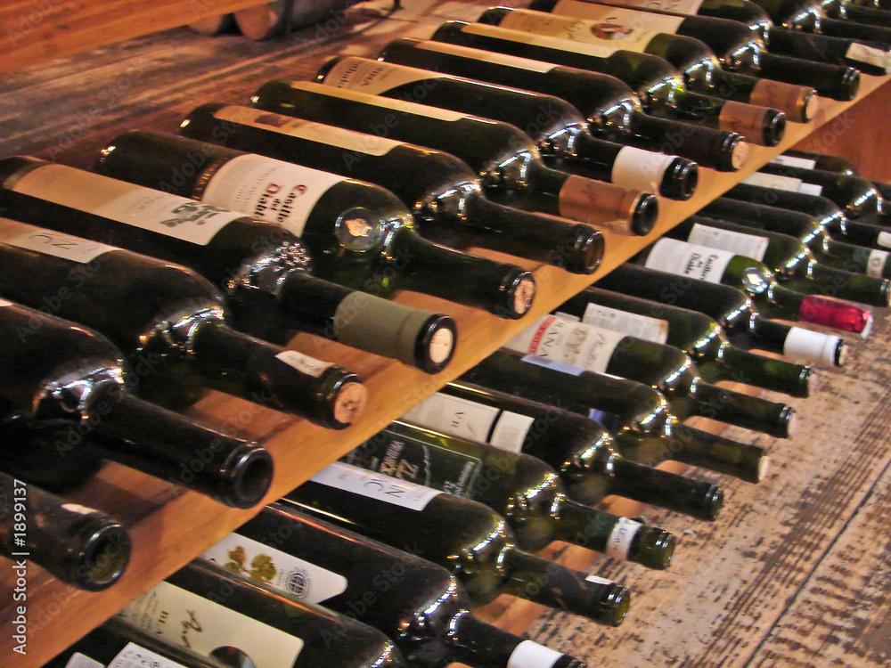 wino winnicy przechowywanie - powiększenie