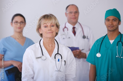 medical doctors and nurses