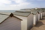 england devon holiday seaside resort of seaton poster