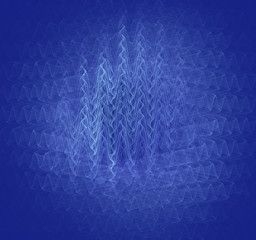 vibrations - interference pattern - subtle yet ver