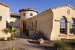 luxury desert home