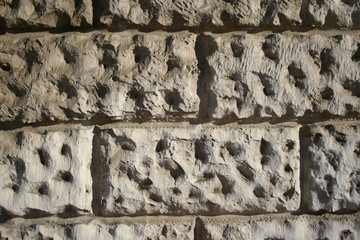 horseguards stone wall detail