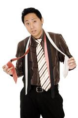 which tie?