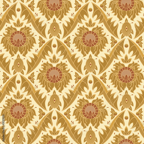 wallpaper vintage pattern. seamless vintage wallpaper