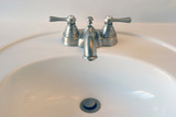 sink and faucet poster