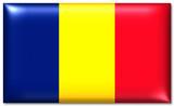 rumänien fahne romania flag poster