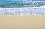 ocean shore poster