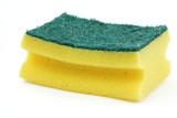 washing-up sponge poster