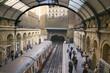 Leinwanddruck Bild - london underground