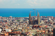panorama in barcelona,