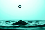 droplet poster