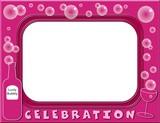 celebration border poster