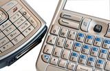smart phones poster