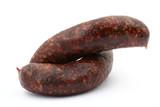 traditional polish  sausage poster