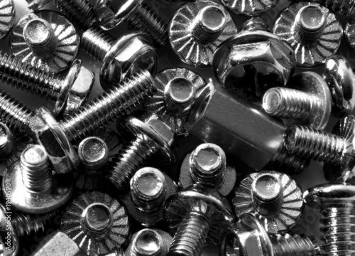 screws selection