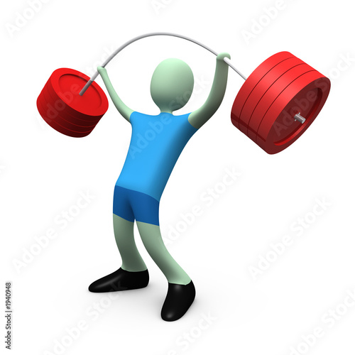 sports - weight-lifting #4
