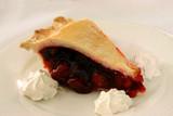 cherry pie dessert poster