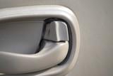 car door handle poster
