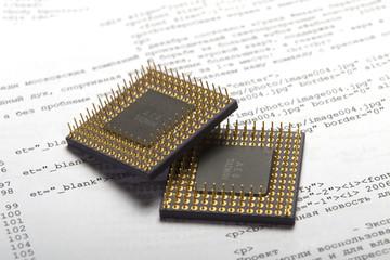 processor over document 2