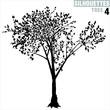 tree silhouette 04