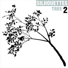 tree silhouette 02