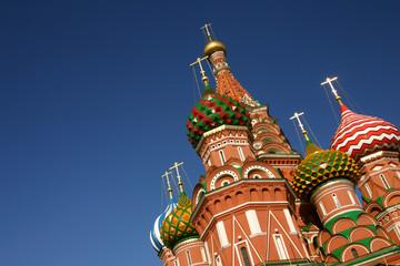 moskow, kremlin, vasiliy blessed temple,