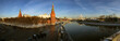 panorama of moskow
