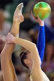 Fototapety female gymnast