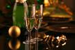 noel et champagne