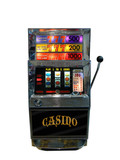 slot machine poster