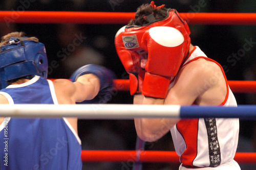 boxing action 3