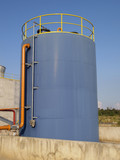 storage tank for liquids poster