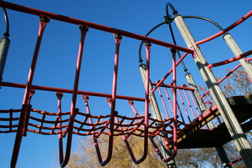 childrens climbing frame