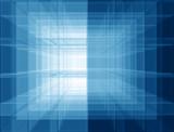virtual blue space