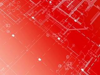 red blueprint