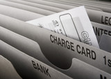 charge card poster