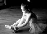 przygotowanie baletu