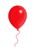 Fototapety red balloon