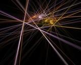 laser battle poster