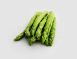 fresh asparagus shoots poster