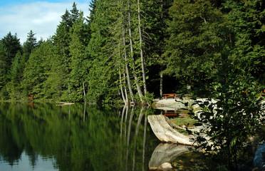 browing lake