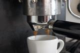 espresso machine poster